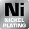 Головка насоса с никель-платиновым покрытием