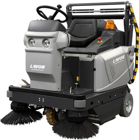 Подметальная машина Lavor SWL R 1100 ET Bin-Up