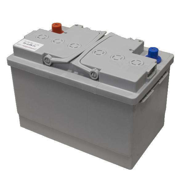 Аккумулятор 12V, 65 Ah, C20/50Ah C5, Lavor MFP 50