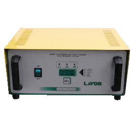 Зарядное устройство для АКБ, 12V/24V, 12A, Lavor LWS 1-12/24B-12A