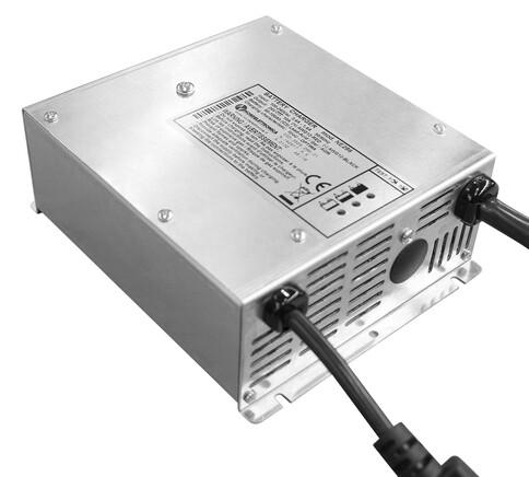 Зарядное устройство для АКБ, 24V, 10A, Lavor GBHD1-IUIA-GEL