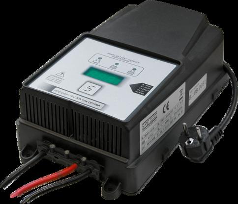 Зарядное устройство для АКБ, 12V, 30A, Lavor CBHF2