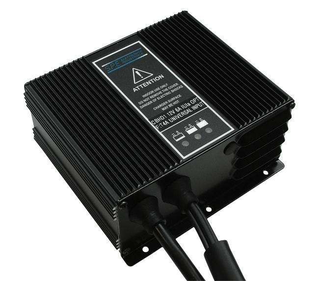 Зарядное устройство для АКБ, 24V, 20A, Lavor CBHF1-SM