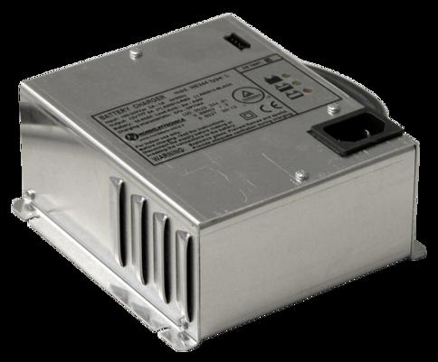 Зарядное устройство для АКБ, 12V, 6A, Lavor