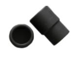 Втулка антистатическая для шланга пылеводососа, d=50, Lavor