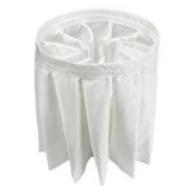 Фильтр-мешок для пылеводососа, полиэстер, 2m², класс L, Lavor