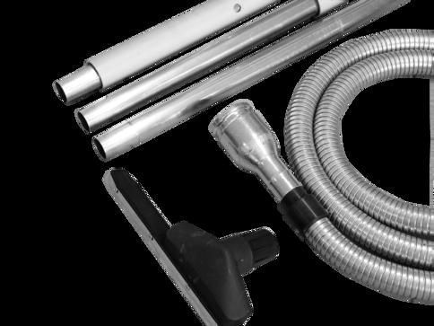 Комплект аксессуаров для пылеводососа, d=40 мм, Lavor