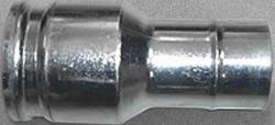 Переходник d=70/50 мм, нержавеющая сталь, Lavor