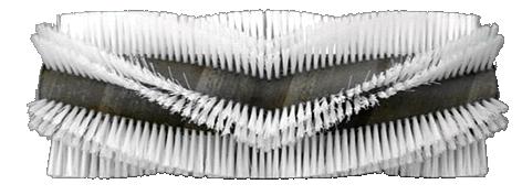 Цилиндрическая щетка 500 мм, Lavor