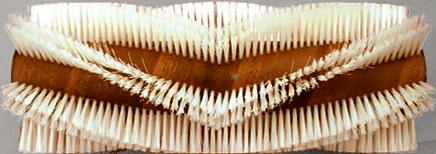 Цилиндрическая стальная щетка 700 мм, Lavor