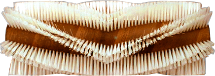 Цилиндрическая стальная щетка 800 мм, Lavor