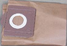 Бумажные мешки для пылесоса-коврового экстрактора Lavor