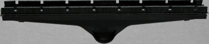 Насадка для сухой уборки для пылесоса Lavor, 400 мм, d=40 мм