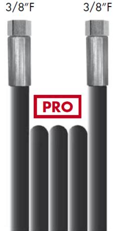 """Удлинитель шланга высокого давления, 10 м, 3/8""""F-3/8""""F, Lavor Pro"""