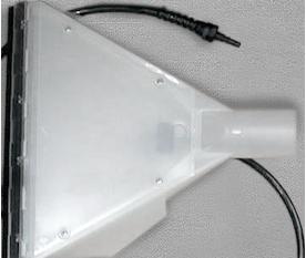 Насадка для пола для коврового экстрактора, 240 мм, d=35 mm, Lavor