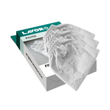 Мешки тканевые для пылесоса, Lavor