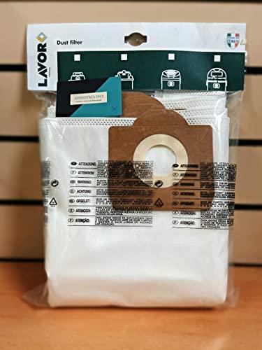 HEPA мешки для пылесоса Lavor, 5 шт