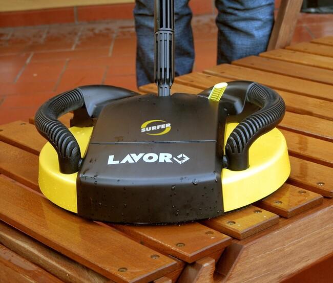 Насадка для чистки плитки, Lavor
