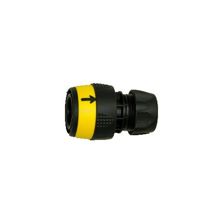 Адаптер для шланга воды, универсальный, d=15 мм (блистер)