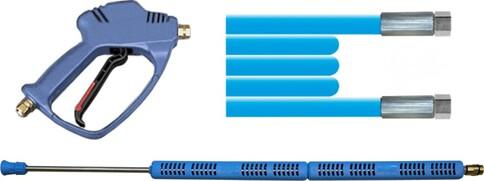 Комплект аксессуаров для мойки Lavor (пистолет+трубка+шланг)