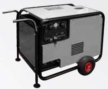 Комплект колес и ручек для транспортировки мойки Lavor