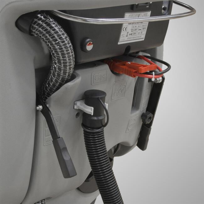 Поломоечная машина Lavor Easy-R 55BT