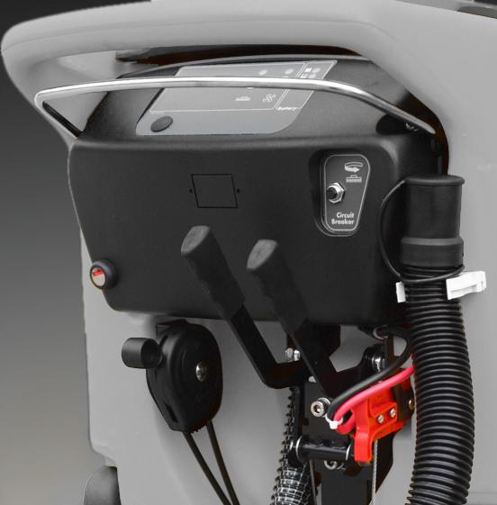 Поломоечная машина Lavor Free Evo 50BT