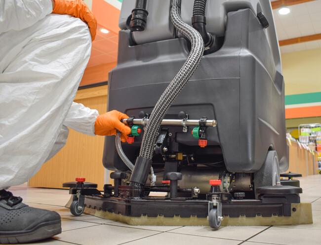 Поломоечная машина Lavor Comfort XXS 66 IDS