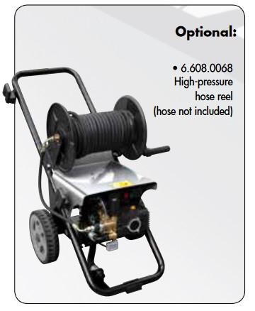 Мойка высокого давления Lavor HCR 2515 LP